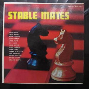 Yusef lateef stable mates savoy jazz mg 1211j mono jazz lp hear
