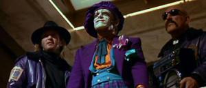 Jan 24, 2008. Jack Nicholson, who played the Joker in the 1989 'Batman ...