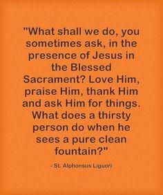 ... liguori liguori quotes catholic saint catholic faith saint quotes holy