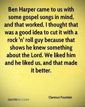 Gospel Quotes