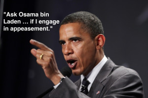 Barack Obama's Most Badass Quote Yet