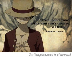 one piece anime luffy quote