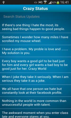 Status Quotes for FB, WhatsApp - screenshot