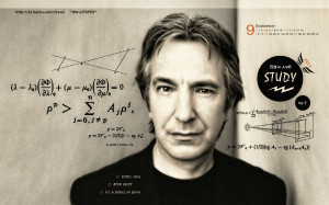 Alan Rickman ALAN RICKMAN WALLPAPERS