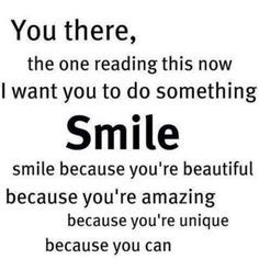 Your Smile Is ...