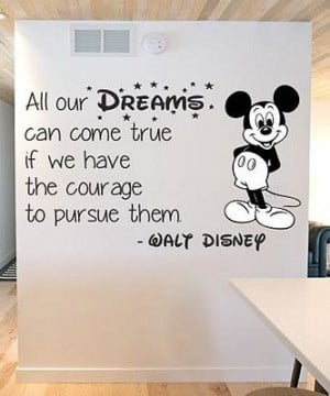 Mickey Mouse Disney Dream
