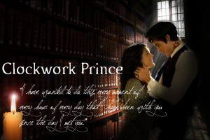 The Infernal Devices Tessa and Will