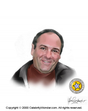 pictures celebritywonder ugo picture James Gandolfini
