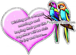 Marriage Wishes - Marriage Anniversary Wishes