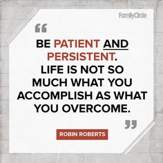 Patience + Persistence #fcwednesdaywisdom #quotes #inspiration