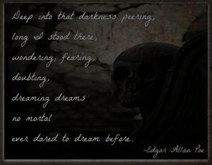 Destined To Darkness