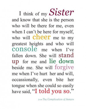 32 Best Sister Quotes To Bring You Closer To Your Beloved Sister