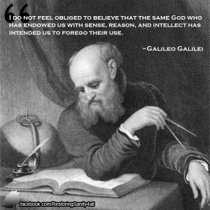 quotes by galileo | Galileo Galilei
