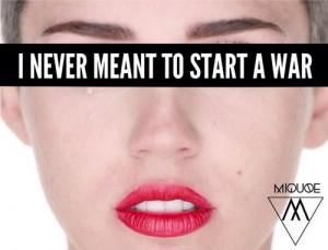 Miley Cyrus Lyric Quotes. QuotesGram