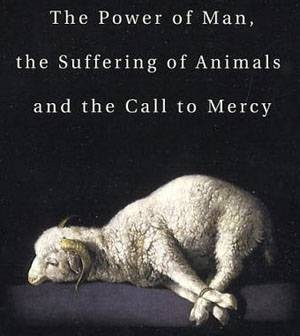 ... Peter Singer's Animal Liberation . Here are a couple of great quotes