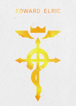 edward elric FMA Fullmetal Alchemist fullmetal alchemist ...