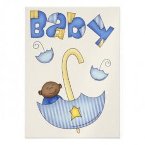 Baby Shower# Invitation