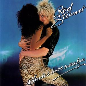 Rod Stewart - Blondes Have More Fun (1978)