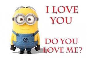 Twitter / DM_Minions: Minions love you! Retweet ...