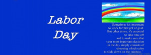 Labor Day Labor 19 Facebook Cover