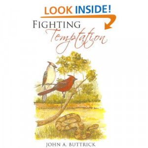 Bible Quotes About Fighting Temptation