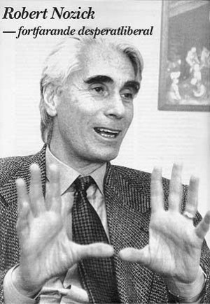 La Philosophie de Robert Nozick à travers son ouvrage «Anarchie ...