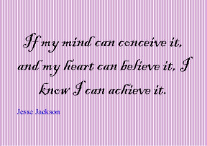 Quote of the Day : Jesse Jackson