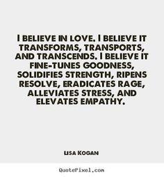 Empathy+Quotes | Empathy Quotes | lisa kogan love diy quote wall art ...