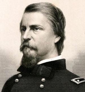 Maj Gen Winfield Scott Hancock