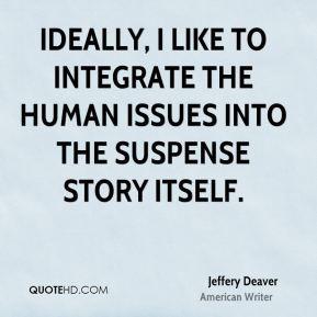 Jeffery Deaver American Writer