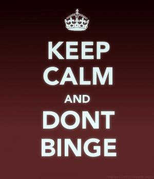 binge eating quotes