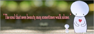walking alone quotes sayings