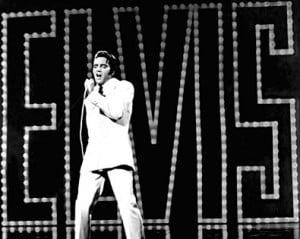 Re: Elvis Presley.....Quotes From The King..... UH AH!