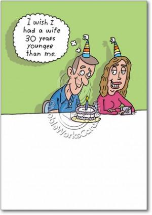 Funny Birthday Wishes Husband