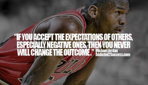 Well said quote on success by Michael Jordan