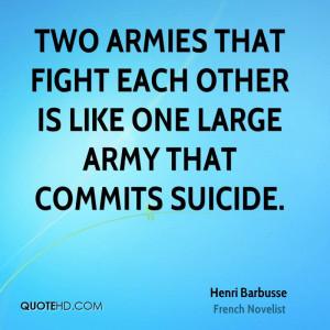 Henri Barbusse Quotes