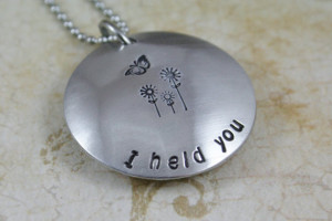 ... In Memory of Miscarriage Baby Memorial Jewelry Miscarriage Remembrance