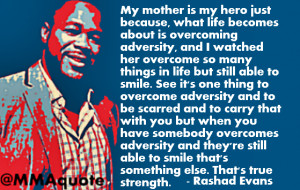 my mother is my hero just my mom is definitely