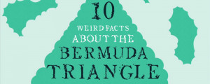 The legend of the Bermuda Triangle, also known as the Devil's Triangle ...