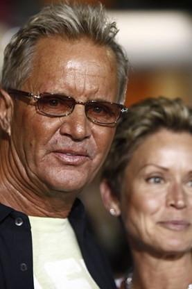 David R Ellis en zijn vrouw Cindy