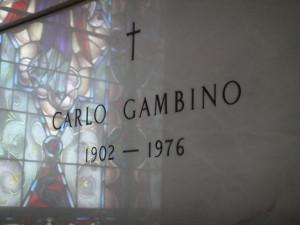 Carlo Gambino Dead Natural...