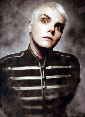 Black Parade Was Secret Identity Gerard Way