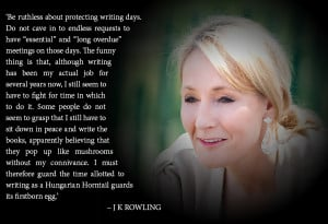 Tag Archives: J K Rowling