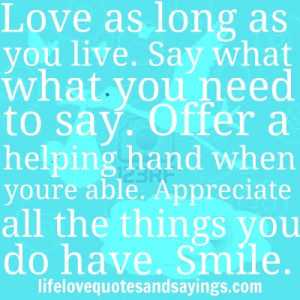 Helping Hands Quotes Sayings