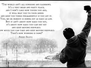 Rocky Balboa Quotes HD Wallpaper 5