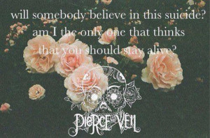 Pierce The Veil Quote