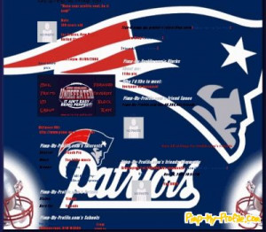 Update Trendy: New England Patriots Championship Football Club