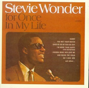 Stevie Wonder Lyrics With...