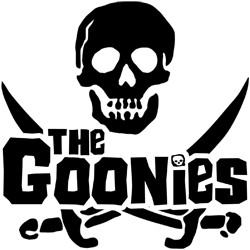 ... Quote T-Shirts > Movie Quote T-Shirts > Goonies Shirts > Goonies Logo