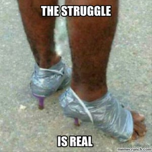 The Struggle Is REAL! – 28 Pics